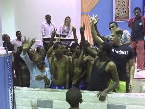 Dop i Addis Ababa